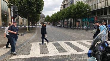 Alerte à la bombe terminée à la Fnac de Liège