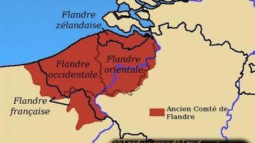 ancien comté de Flandre