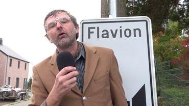 Freddy Tougaux à Flavion