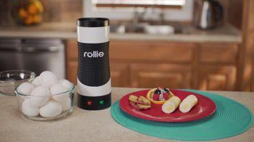 Le gadget insolite de Candice: le Rollie EggMaster