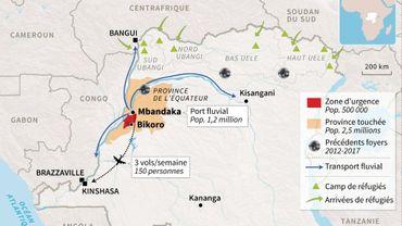 Ebola en République démocratique du Congo