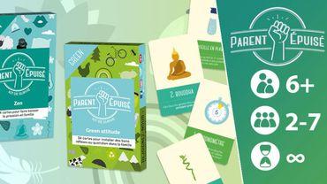 Un jeu de cartes pour apprendre les bons gestes écolo aux enfants.