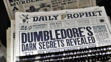 La toute première boutique officielle Harry Potter ouvre à New York cet été