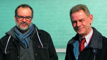 Richard Bael (Ecolo) et Paul Smets (Groen), têtes de liste à Drogenbos