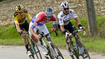 Julian Alaphilippe reviendra sur le Tour des Flandres en 2021.