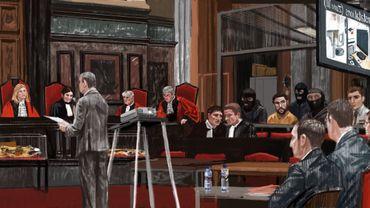 Audition des juges d'instruction et des enquêteurs
