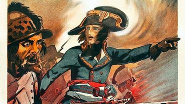 """""""Napoléon"""", d'Abel Gance, avec Albert Dieudonné, fut projeté pour la première fois en 1927."""
