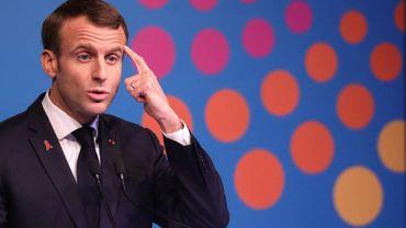Emmanuel Macron, au sommet du G20 Buenos Aires le 1er décembre