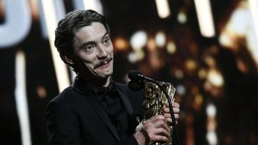 """Swann Arlaud a été sacré Meilleur acteur pour son rôle dans """"Petit paysan"""""""