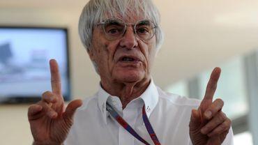 Ecclestone annonce Un GP à Bangkok en 2015