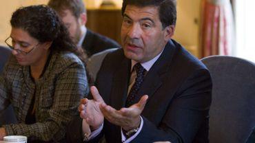 Ricardo Echegaray, directeur de l'Administration fiscale argentine