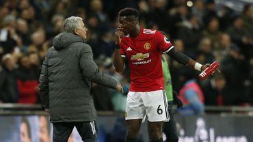 """Mourinho """"dans le flou"""" sur les intentions de Raiola pour Pogba"""
