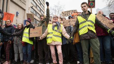 La Belgique est à mille lieues de ses objectifs climatiques