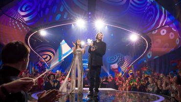 Salvador Sobral à l'Eurovision 2017