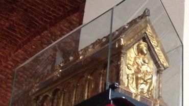 La châsse de Saint-Symphorien est un trésor