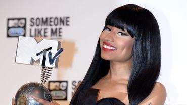 Nicki Minaj est repartie avec le prix du meilleur artiste hip-hop aux MTV awards européens