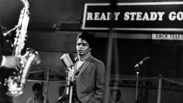 James Brown dans la célèbre émission
