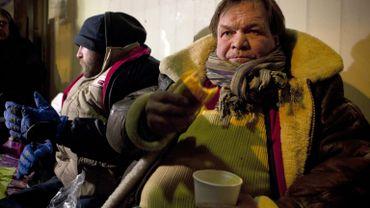 L'entreprise Belgacom vient en aide aux sans-abri en collaboration avec une entreprise de catering et le Samu social