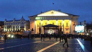 Vilnius espère intégrer l'eurozone en 2014