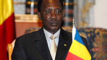 Idriss Deby, président du Tchad.
