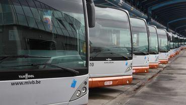 La Stib transporte de plus en plus de voyageurs