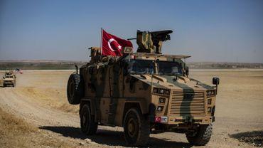 La Syrie condamne l'incursion turque au nord-est du pays