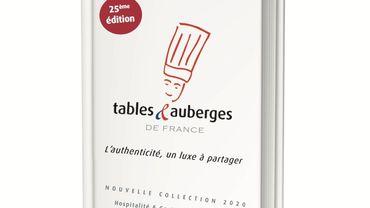 Le guide des Tables et Auberges de France