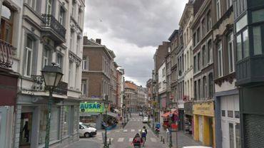 Le tronçon fermé se situe entre la rue Léopold et la rue de la Madeleine (illustration)