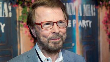 Björn Ulvaeus, du groupe Abba, en janvier 2016, à Stockholm