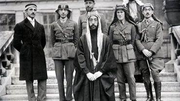Lawrence d'Arabie : portrait d'une légende