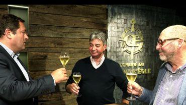 Meilleur que du champagne – La Belge histoire dans 7 à la Une