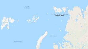 La Russie grandit à cause du changement climatique: cinq îles découvertes
