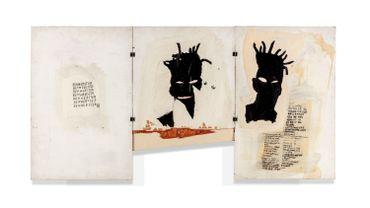 Jean-Michel Basquiat (1960-1988), 'Self-Portrait' (1981)