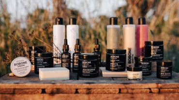 Des packs remplis de produits cosmétiques belges à remporter dans le Réveil de Djé
