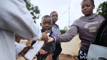 L'Afrique du Sud est le pays du continent le plus touché par le virus.