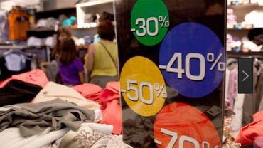 Soldes: bilan plutôt bon pour les commerçants liégeois