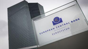 """La BCE envisage de créer une """"bad bank"""" pour les prêts toxiques"""