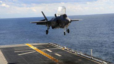 Remplacement des F-16: le choix du gouvernement pour l'avion américain F35 serait imminent
