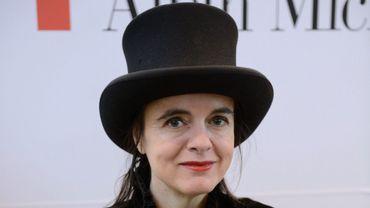 Amélie Nothomb, indétrônable numéro un du classement Edistat.