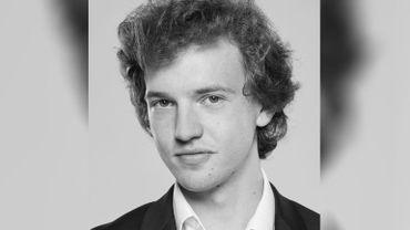 Rodolphe Menguy, Jeune Soliste 2021, Médias Francophones Publics.