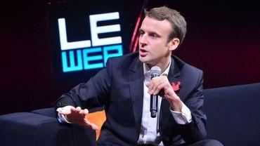 Emmanuel Macron veut mettre fin à l'exode des handicapés vers la Belgique.