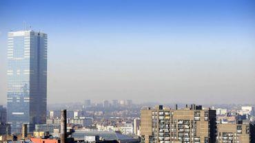 STIB gratuite, interdiction de circuler...: un nouveau plan d'urgence en cas de pics de pollution à Bruxelles