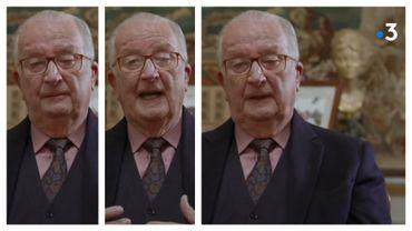 """Albert II dans """"Secrets d'Histoire"""" de Stéphane Bern, diffusé sur France 3, ce lundi 11 janvier"""