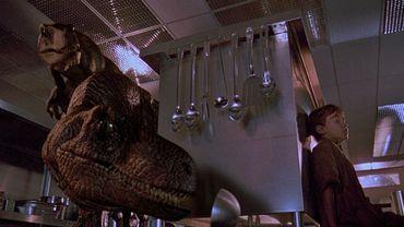 """Les dinos de """"Jurassic Park"""" de retour en 3D"""
