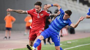 L'arrière gauche grec Kostas Tsimikas premier transfert estival de Liverpool
