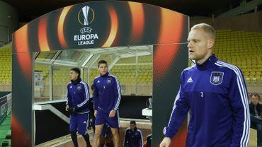 Olivier Deschacht veut qu'Anderlecht soit ambitieux en Europa League