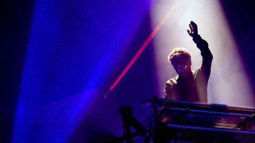 Jean-Michel Jarre en concert dans une Notre-Dame numérisée pour le nouvel an