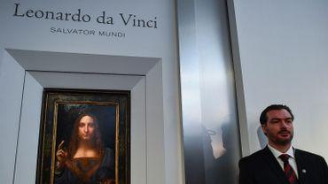 Le tableau du peintre italien Léonard de Vinci, vendu 450 millions de dollars mi-novembre, sera prochainement exposé au Louvre Abu Dhabi