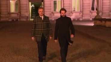 Joachim Coens (CD & V) et Georges-Louis Bouchez (MR) nommés informateurs, prochain rapport le 20décembre