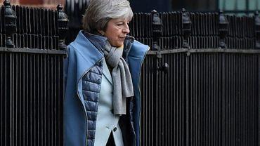 """Brexit: le cabinet de Theresa May s'inquiète de """"complots"""" parlementaires"""